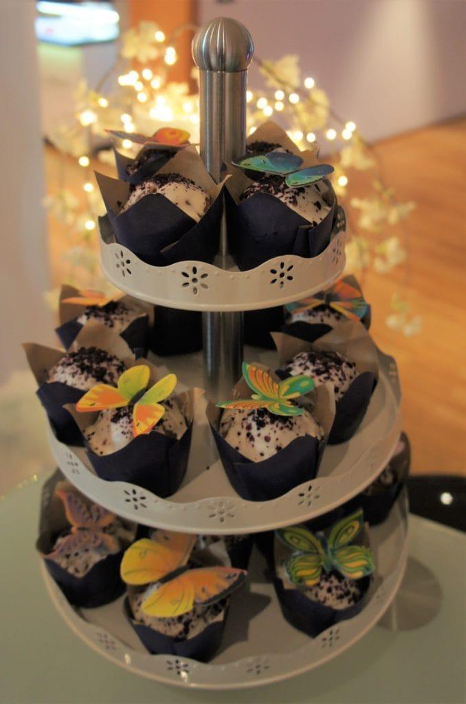 Kuchen bei Hochzeitsmesse Olpe